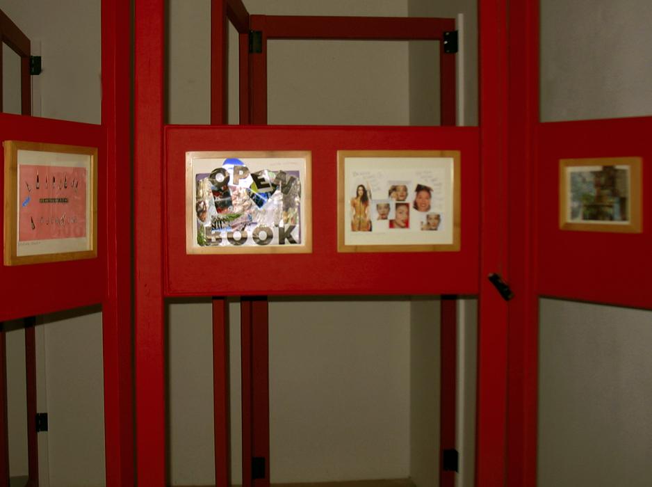 Doors Open/Doors Close, Francine Perlman, Ceres Gallery