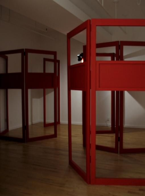 Doors Open/Doors Close by Francine Perlman at Ceres Gallery